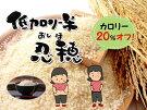 【ふるさと納税】低カロリー米忍穂(おしほ)5kg