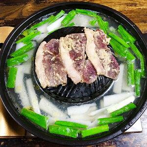 【ふるさと納税】焼鍋奉行セット[猪肉・専用焼鍋付き]
