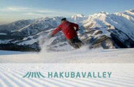 【ふるさと納税】C022-01 HAKUBA VALLEY 10スキー場共通1日券 1枚