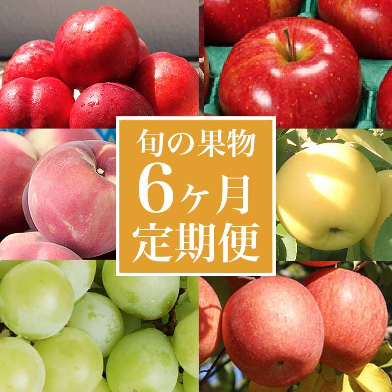 【ふるさと納税】7ヶ月定期便 小布施のフルーツ定期便