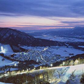 【ふるさと納税】F-3 野沢温泉スキー場 2020-21シーズン券