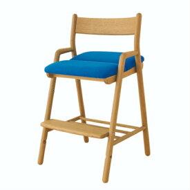 【ふるさと納税】 飛騨産業 デスクチェア コブリナ TF268 cobrina 学習椅子 無垢材 【飛騨の家具】TR3144