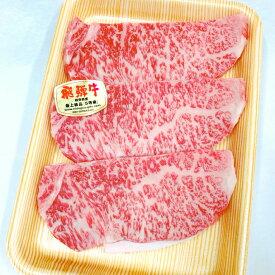【ふるさと納税】飛騨牛 A5 サーロインステーキ 200g×3枚 黒毛和牛 肉 牛肉 飛騨高山 c516