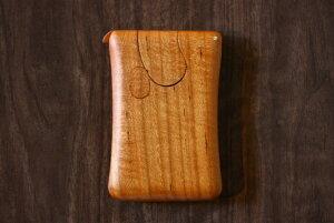 【ふるさと納税】【nokutare】木の名刺入れ(slim) 木製 飛騨の匠 工芸 伝統工芸品 d125 35000円