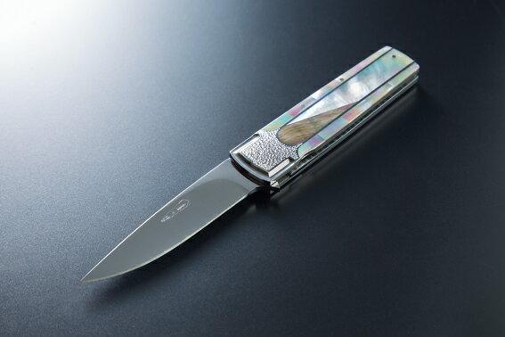 【ふるさと納税】SP500-04 高級カスタムナイフ【スコッチスリー】