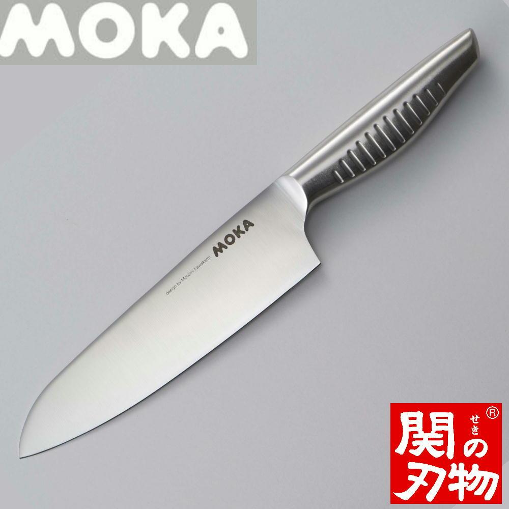 【ふるさと納税】H13-07 MOKA 三徳包丁