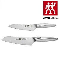 ツヴィリングツインフィン2ギフトセット2pcs(マルチパーパスナイフ180/ペティナイフ)H49-03