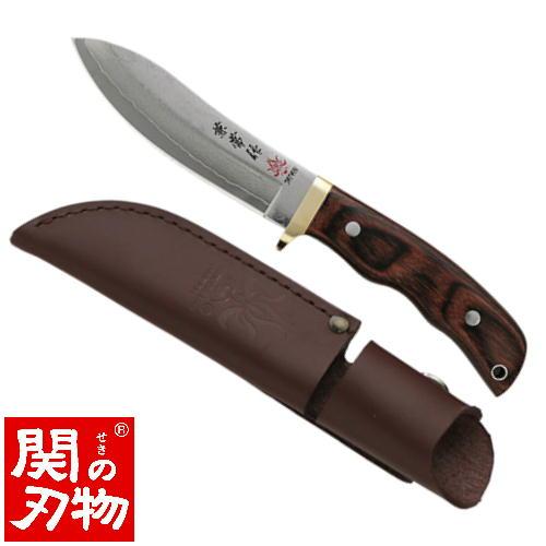 【ふるさと納税】H90-03 関兼常ハンティングナイフ 「昴 スキナー」