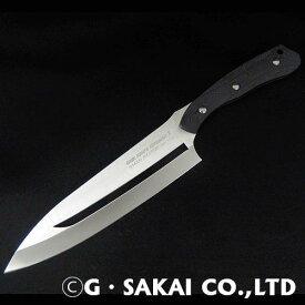 【ふるさと納税】H50-05 SABI KNIFE KITCHEN2(サビナイフキッチン2) 牛刀