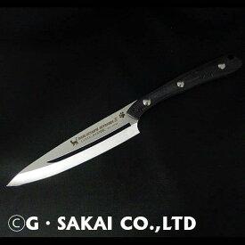 【ふるさと納税】H34-16 SABI NYAIFE KITCHEN2(サビニャイフキッチン2) ペティ スナネコver