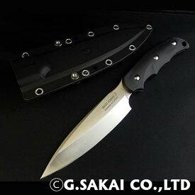 【ふるさと納税】H40-02 サビナイフ3(サバキ4寸5分) ブラック