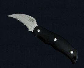【ふるさと納税】サビナイフ9 SHARK-RAY(シャークレイ)(ブラック)  H34-07