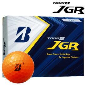 【ふるさと納税】TOUR B JGR オレンジ 1ダース (ゴルフボール / ブリヂストン・スポーツ) T15-03