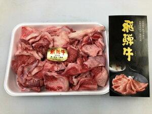 【ふるさと納税】 飛騨牛 牛スジ 1kg / たっぷり 1キロ