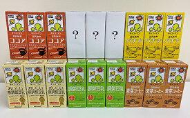 【ふるさと納税】お楽しみ付き キッコーマン豆乳満喫便(200ml×54本) 【飲料】