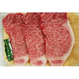 【ふるさと納税】5等級 飛騨牛サーロインステーキ用 3枚(約900g) 【牛肉/サーロイン】