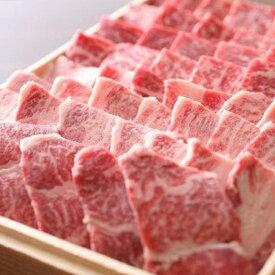 【ふるさと納税】飛騨市推奨特産品飛騨牛 BBQ がっつりカルビ500g[D0020]
