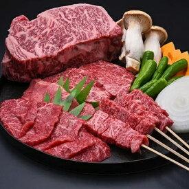 【ふるさと納税】《夏季限定》飛騨牛 焼肉 BBQセット サーロインステーキ200g×2枚・もも焼肉用500g・上カルビ焼肉用500gセット[H0006]