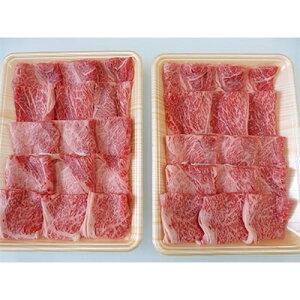 【ふるさと納税】A5等級飛騨牛/赤身肉焼き肉用約1kg モモ又はカタ肉(約500g×2パック)【1100901】