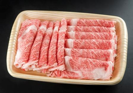 【ふるさと納税】HNP-02プレミアム(A5等級)飛騨牛すき焼き用(650g)