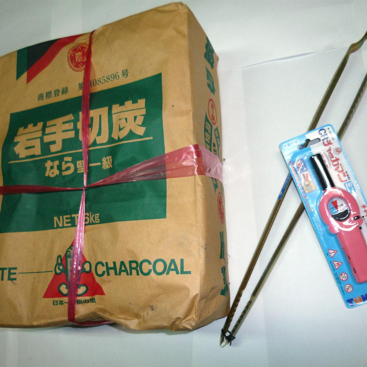 【ふるさと納税】炭(岩手切炭6kg)