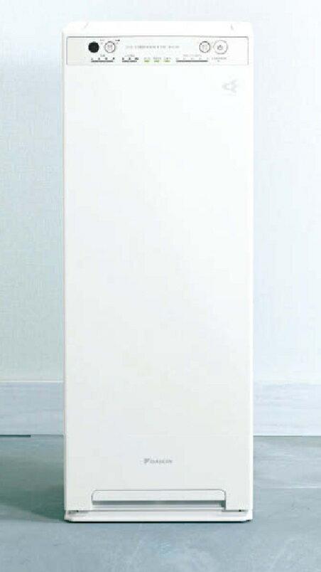 【ふるさと納税】加湿ストリーマ空気清浄機ACK55U(ホワイト)