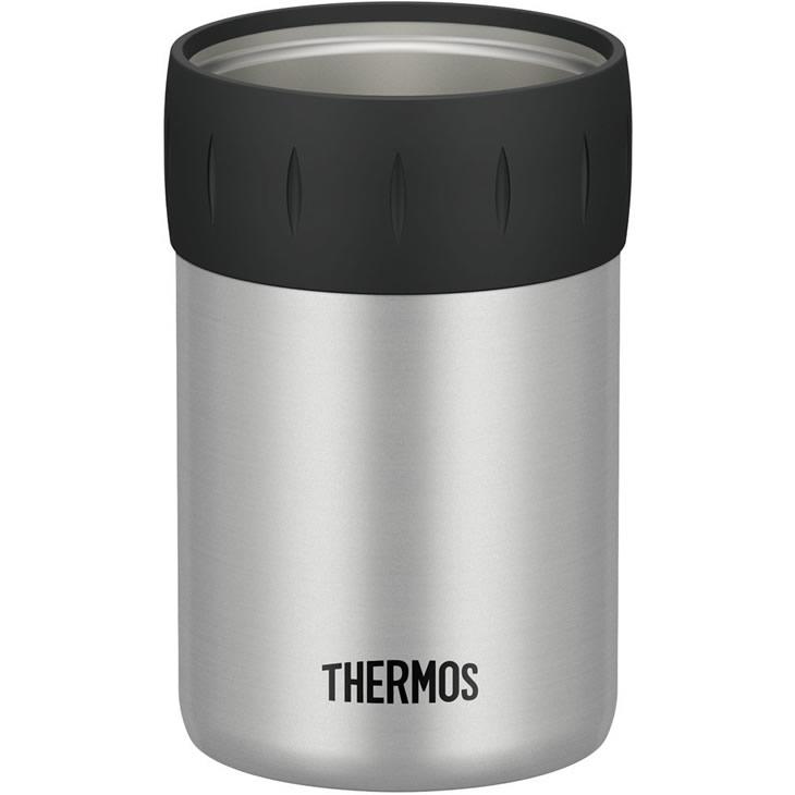 【ふるさと納税】サーモス 保冷缶ホルダー(350ml缶用)シルバー