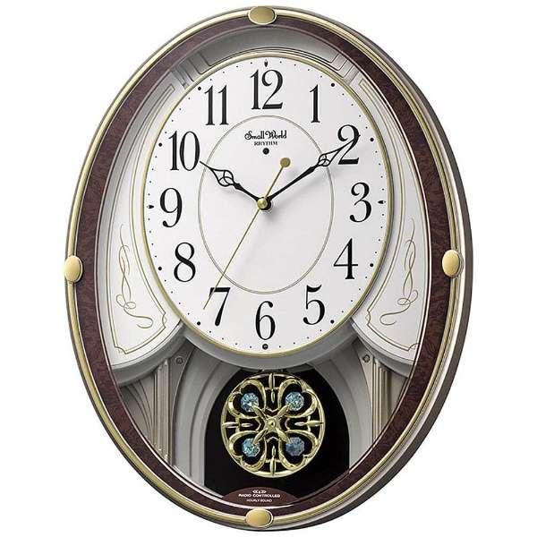 【ふるさと納税】シチズンスモールワールドセリーナS〜電波アミュージング時計〜4MN549RH23