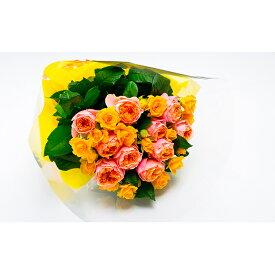 【ふるさと納税】バラの花束 ミックス20本 【植物】