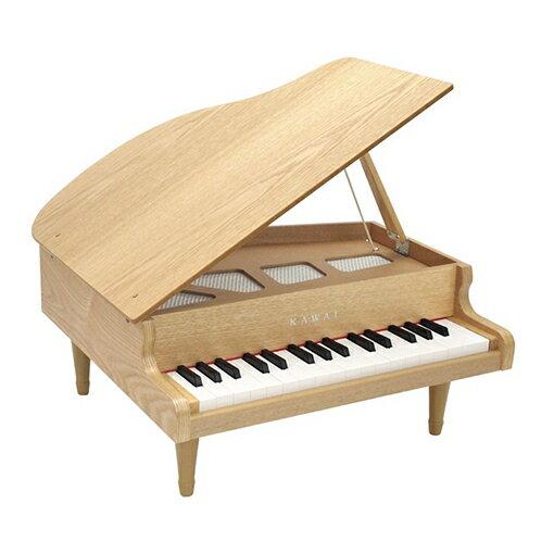 【ふるさと納税】KAWAI おもちゃのグランドピアノ木目(1144)【玩具・おもちゃ】