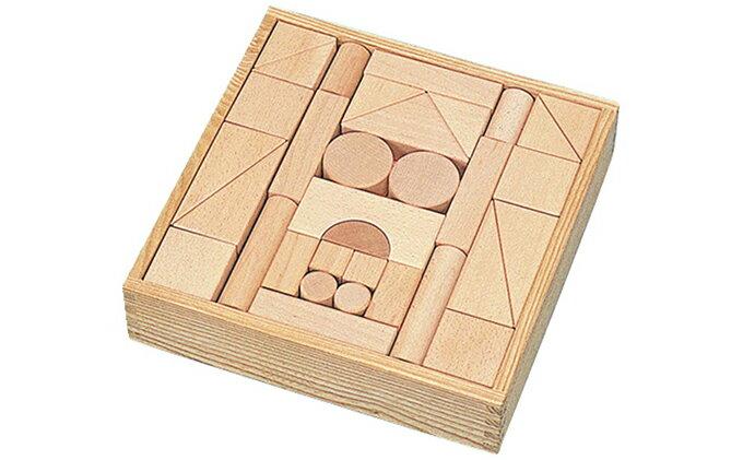 【ふるさと納税】良質なブナ材のつみき56ピース(KAWAI玩具4012) 【雑貨・玩具・おもちゃ】