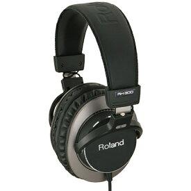 【ふるさと納税】Roland ヘッドホン RH-300【配送不可:離島】 【雑貨・日用品・オーディオ機器】