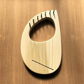 【ふるさと納税】SANSOライアー7弦 (三創楽器)浜松オリジナルモデル 【雑貨・日用品】