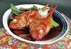 伊豆・徳造丸金目鯛丸ごと漁師煮腹合せセット【ふるさと納税】