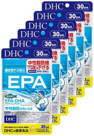 【ふるさと納税】DHC サプリメント【機能性表示食品】 EPA 30日分 6ヶ月分セット