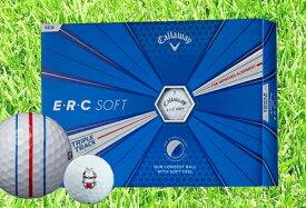 【ふるさと納税】しっぺいオリジナル ゴルフボール(キャロウェイ E.R.C.SOFT トリプルトラック)