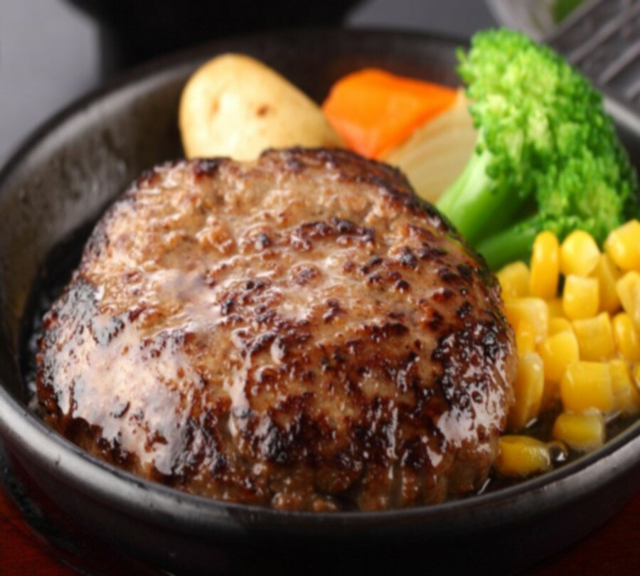 【ふるさと納税】静岡そだちステーキハンバーグ デミグラスソース付き