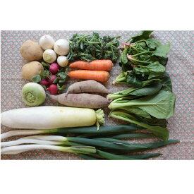 【ふるさと納税】有機JAS認証オーガニック野菜セット毎月1回・計6回お届け定期便