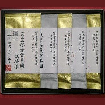 【ふるさと納税】天皇杯受賞茶園栽培茶プレミアム