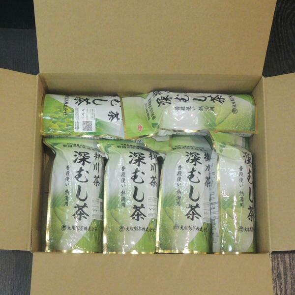 【ふるさと納税】世界農業遺産 静岡の茶草場農法 掛川深蒸し茶 普段使い熱湯用