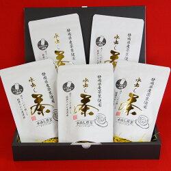 【ふるさと納税】深蒸し茶稀少品種「こみなみ」水出し煎茶ティーバッグ詰め合わせ