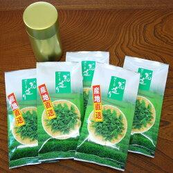 茶柱立つお茶!!産地農家の荒造り茶