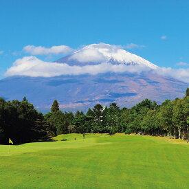 【ふるさと納税】富士平原ゴルフクラブ プレー利用券1枚(4,000円相当)