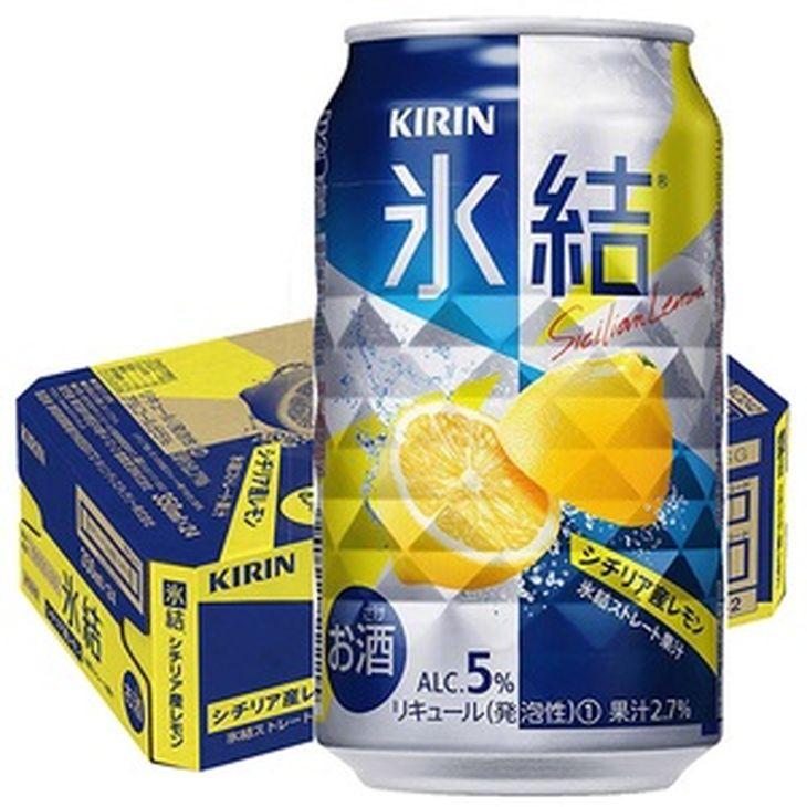 【ふるさと納税】キリン チューハイ 氷結 レモン 350ml 1箱24本入り