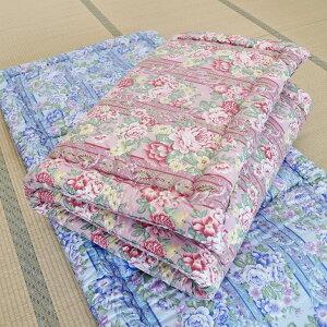 【ふるさと納税】とにかく軽くてお手入れ簡単!「カルカル木綿敷布団」