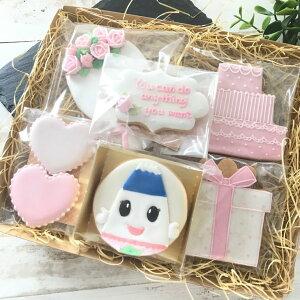 【ふるさと納税】御殿場コシヒカリ米粉を100%使用!「ごてんばこめこ」の米粉アイシングクッキー7枚セット