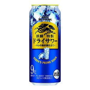 キリン・ザ・ストロング超爽快ドライサワー500ml1ケース(24本)