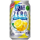 キリン氷結ZEROシチリア産レモン350ml1ケース(24本)