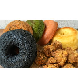 【ふるさと納税】焼きドーナツとコーンクッキーの故郷詰め合わせ 【お菓子・詰合せ】