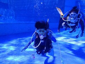 E-31 土肥の海を遊ぼう【体験ダイビング】ペア券